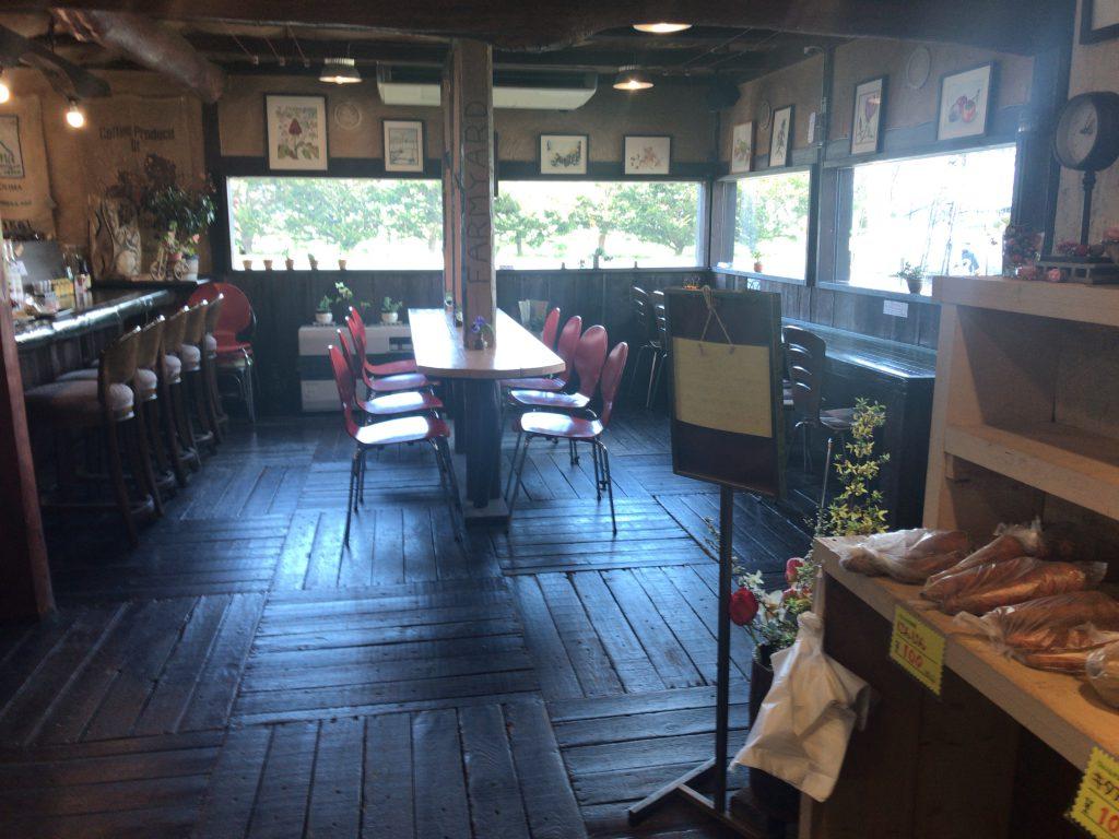 キッチンファームヤード カフェ