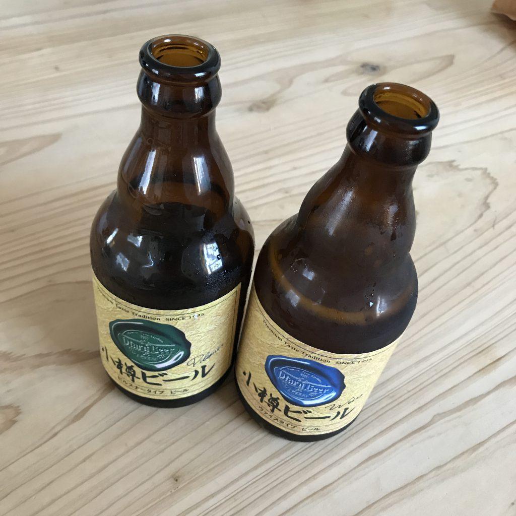 小樽ビール オーガニック 有機 有機麦芽 有機ホップ