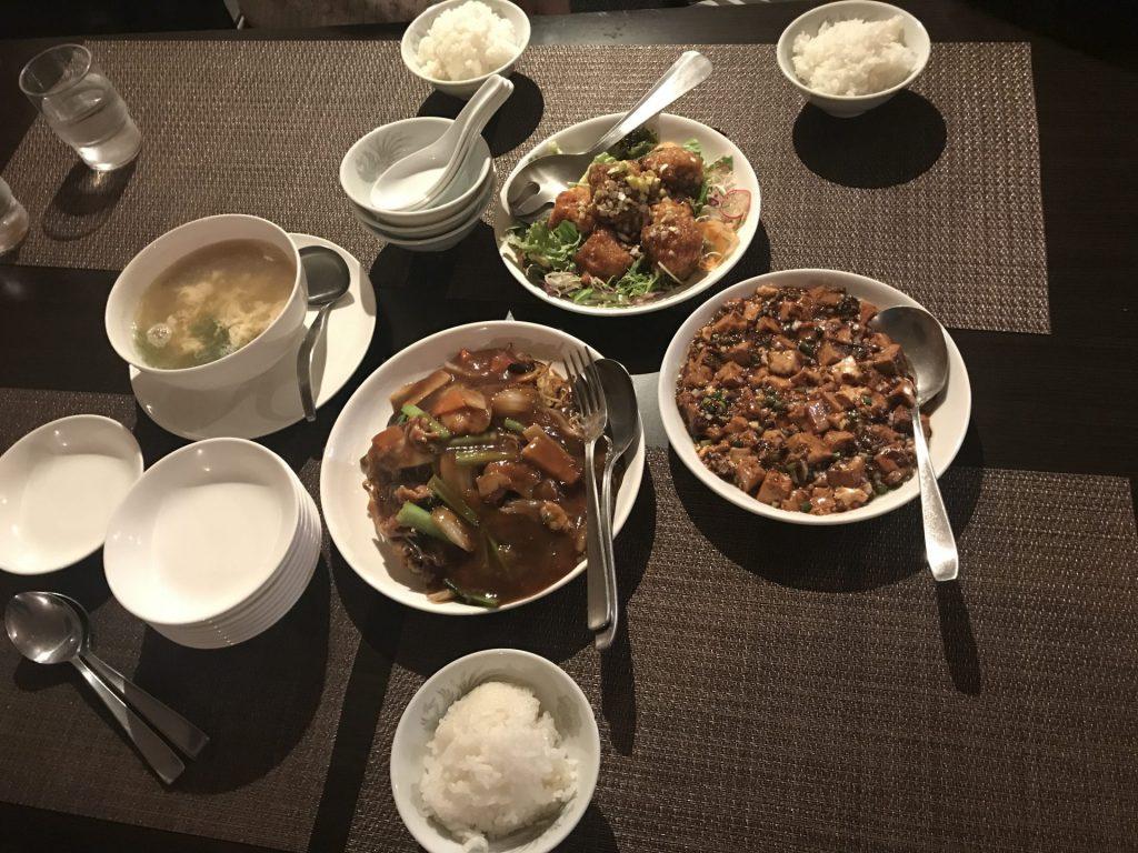 帯広 神龍 中華 料理 無添加 化学調味料不使用 オーガニック 料理