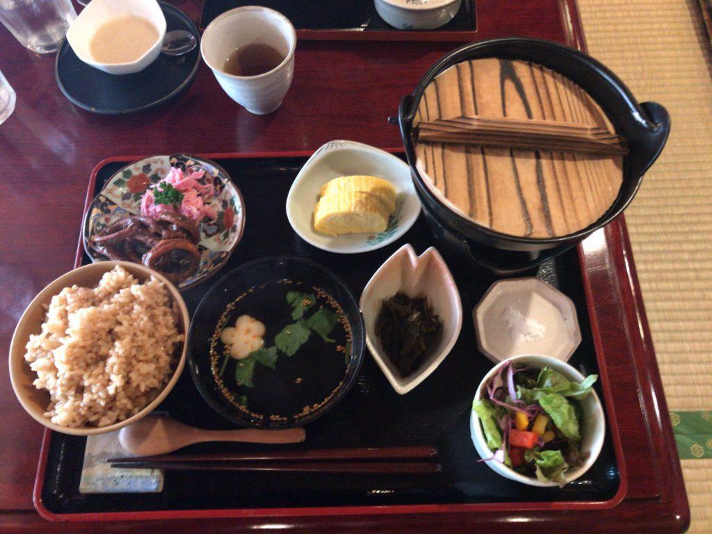 小樽 菜はな 食事 料理